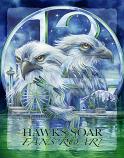 'Hawks Soar...Fans Roar' Poster