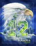Hawks Nation Poster