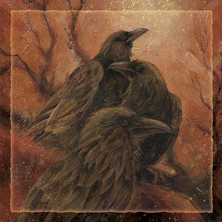 'Odin's Ravens - Tile