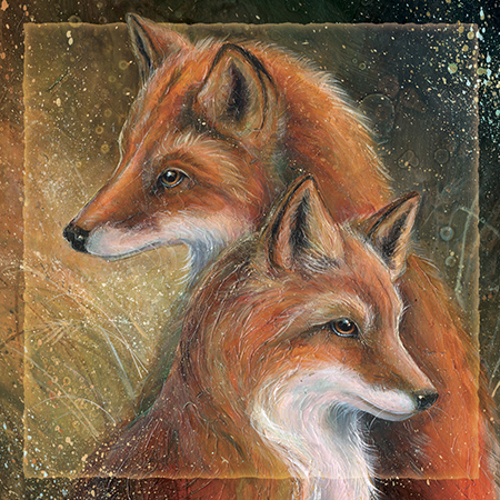 Foxes / Iv'e Got Your Back - Tile