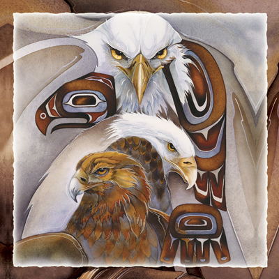 Eagle Spirit - Tile