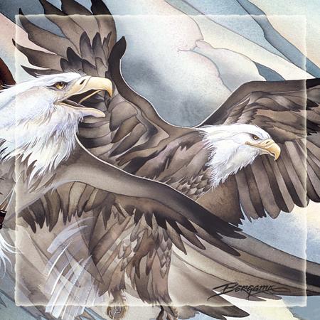 Eagle, Air, East