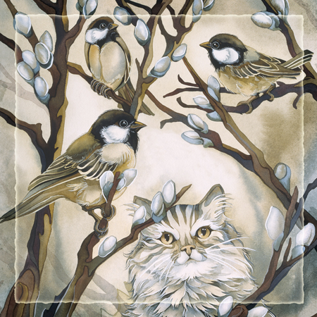 Cats / Here Birdie, Birdie