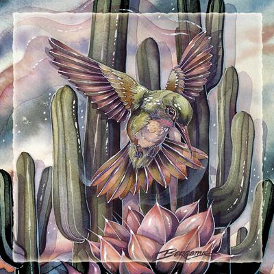Jewel Of The Desert - Tile