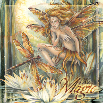 Faeries / Wild Magic - Tile