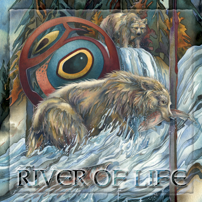 River Of Life - Tile