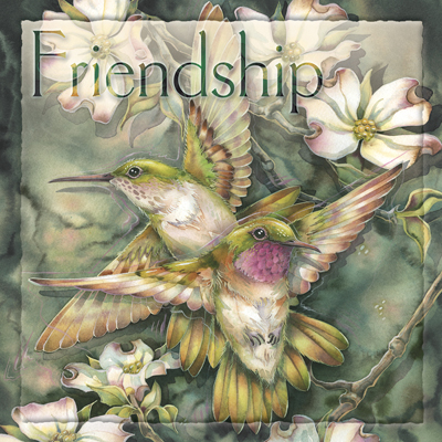Friendship... - Tile