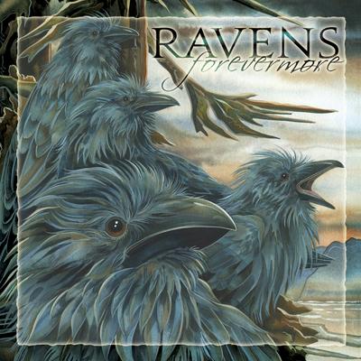 Ravens... Forevermore - Tile