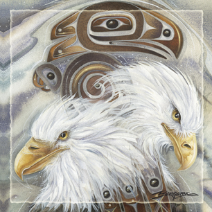 Spirit of the Wind - Tile