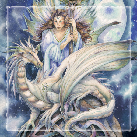 Mythological Creatures (Dragons) / Ride Your Dreams