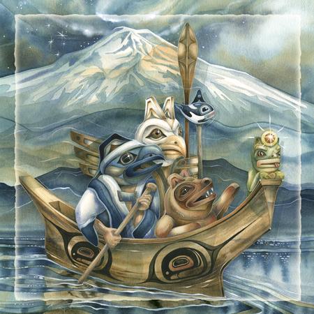 Canoe Journey