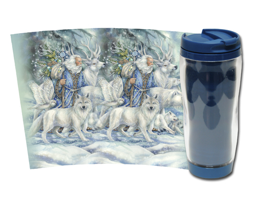 In the Spirit of the Season - Travel Mug)