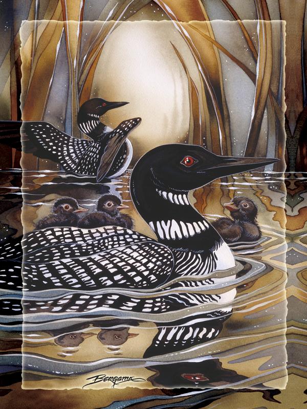 Forever Wild - Easel Back Tile