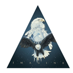 Eagles (Bald) / You Can Catch The Wind - Pyramid Card