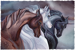 Sisters Of The Wind Small Prints (Click for options & image enlargement)