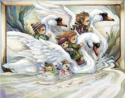 Family... - DreamKeeper Print