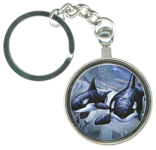 Whales (Orca) / Orca Experience - Key Chain