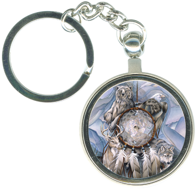 Multiple Animal Types / Dreamcathcer - Key Chain