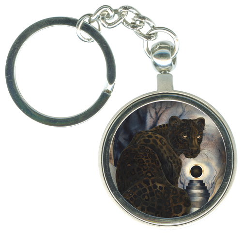 Wild Cats / The Oracle - Key Chain
