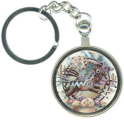 Horses / Painted Ponies - Key Chain
