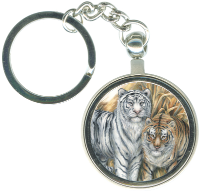 Wild Cats / Together... - Key Chain