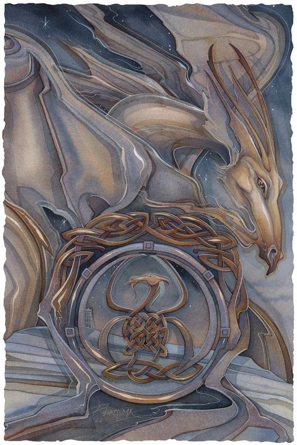 Pendragon Rising - Prints