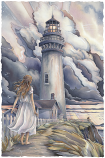 A Light After The Storm Large Prints (Click for options & image enlargement)