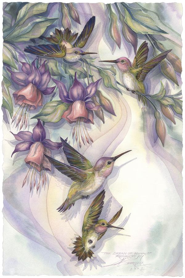 Return To Joy... Love Is The Joy Of Life - Prints