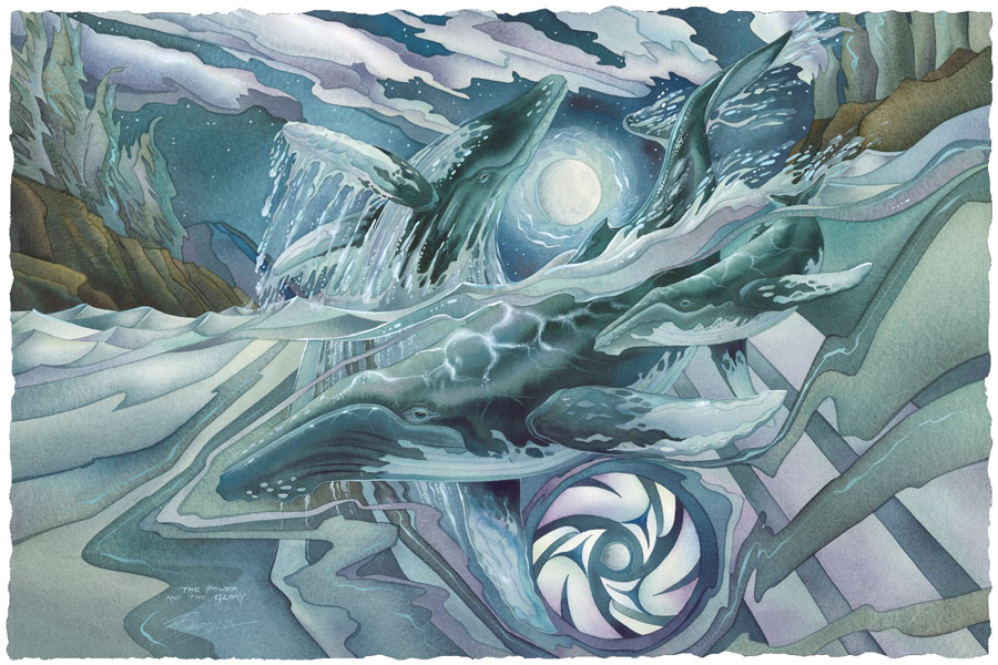 Whale Kingdom - Prints