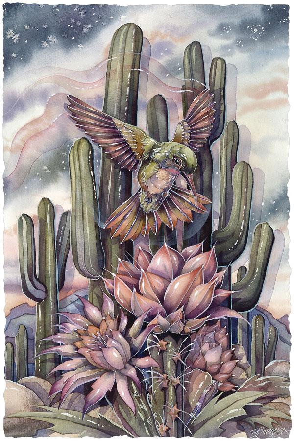 Jewel Of The Desert - Prints