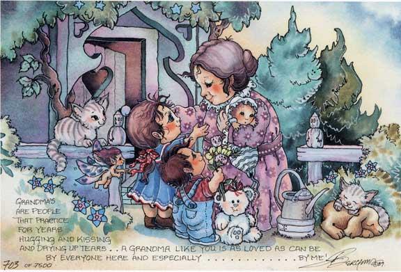Grandma's... - DreamKeeper Prints