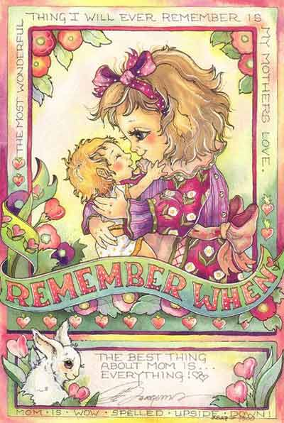 Remember When... - DreamKeeper Prints