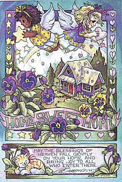 Home Sweet Home... - DreamKeeper Prints