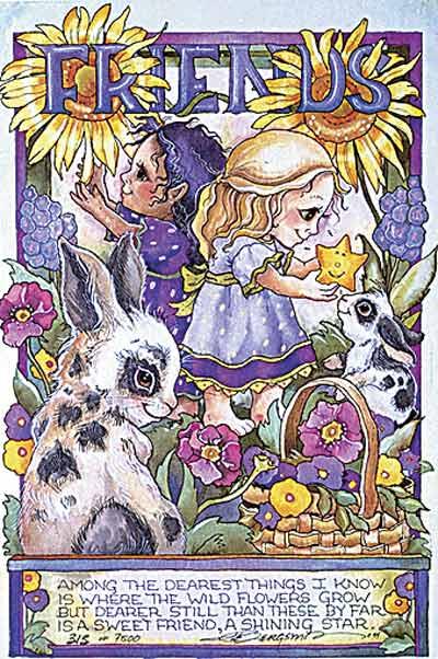 FRIENDS - Dreamkeeper Prints