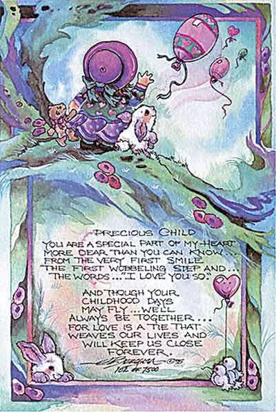 Precious Child... - DreamKeeper Prints