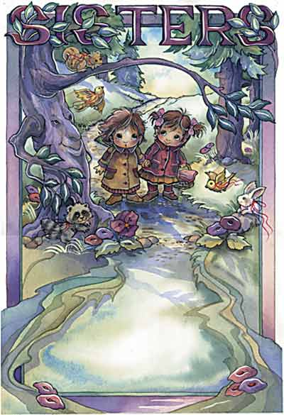 Sisters... - DreamKeeper Prints