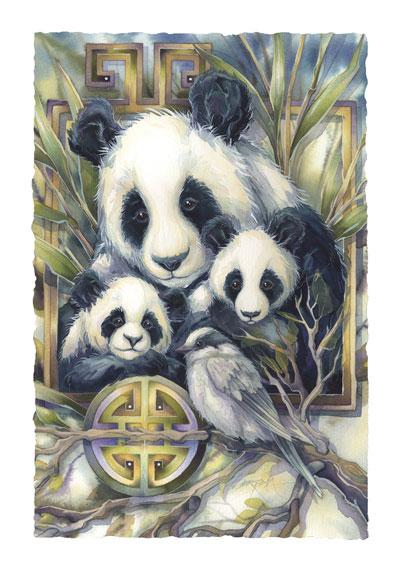 Zoo Misc. / What A Wonderful World - Art Card