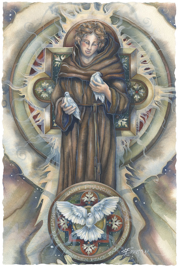 St. Francis - Prints