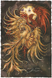 Phoenix Rising Small Prints (Click for options & image enlargement)