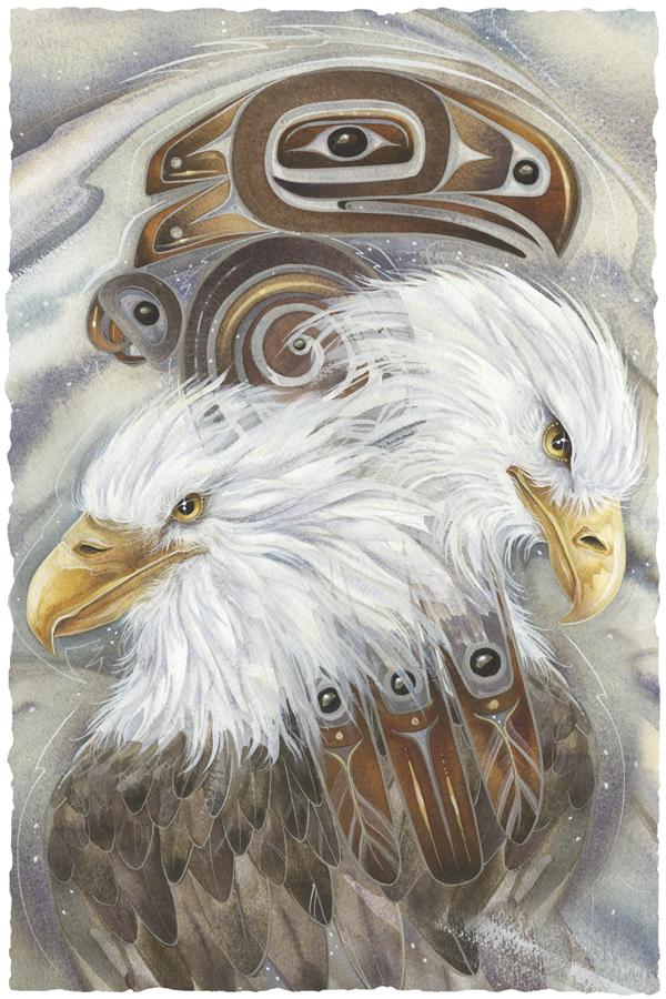 Spirit Of The Wind - Prints