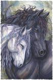 Kindred Spirits Large Prints (Click for options & image enlargement)