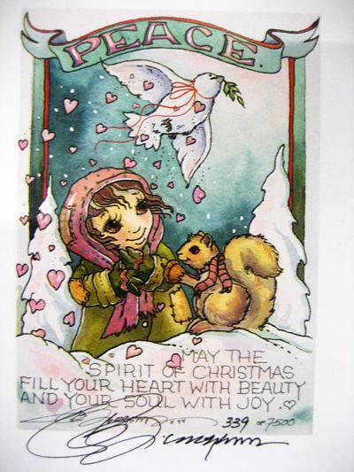 Peace - DreamKeeper Print