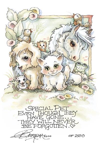 Special Pet - DreamKeeper Print