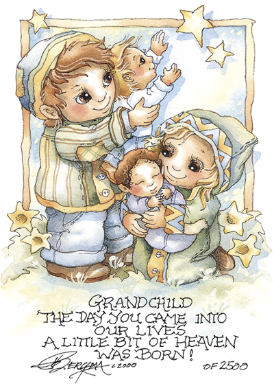 Grandchild - DreamKeeper Print