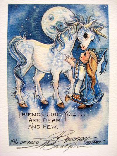 Friends Like You - DreamKeeper Print