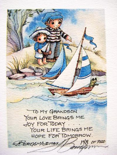Grandson - DreamKeeper Print