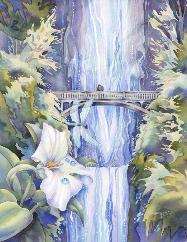 Love Can Build A Bridge - Prints