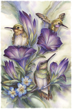 Everlasting Friendship Small Prints (Click for options & image enlargement)