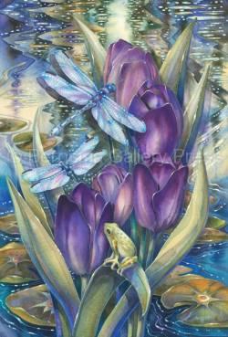 Simply Enchanted - Art Card