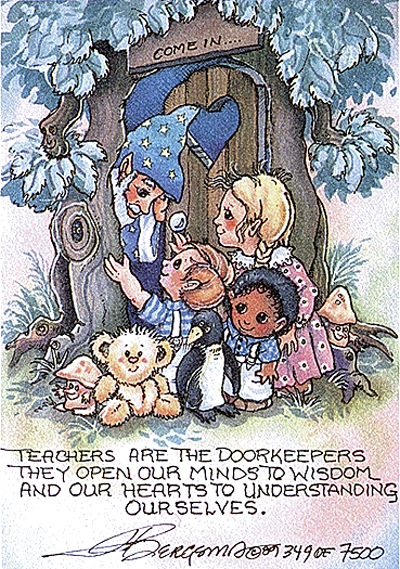 Teachers - DreamKeeper Print